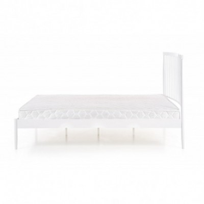 BRENDA łóżko białe (2p_1szt)