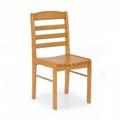 BRUCE krzesło olcha złota...