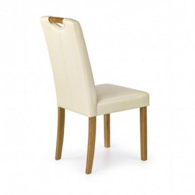 CARO krzesło buk / krem...