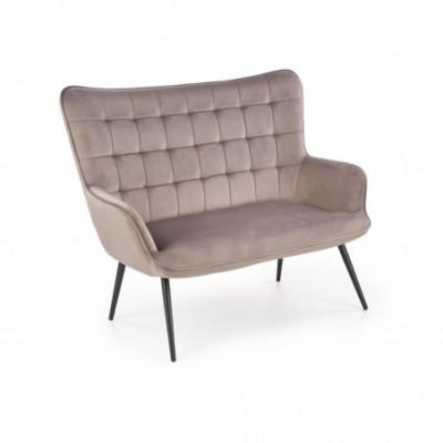 CASTEL XL sofa popielaty /...