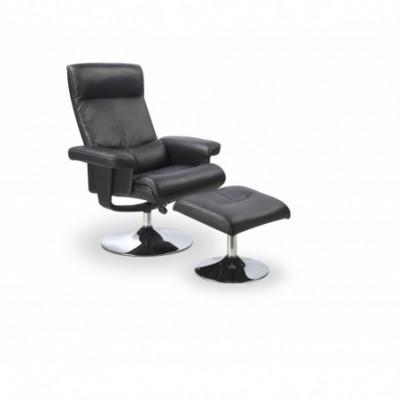 DAYTON fotel czarny (1p_1szt)
