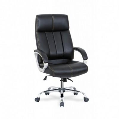 DIESEL fotel gabinetowy czarny