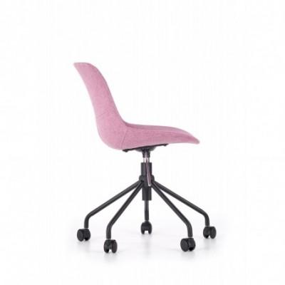 DOBLO fotel młodzieżowy różowy