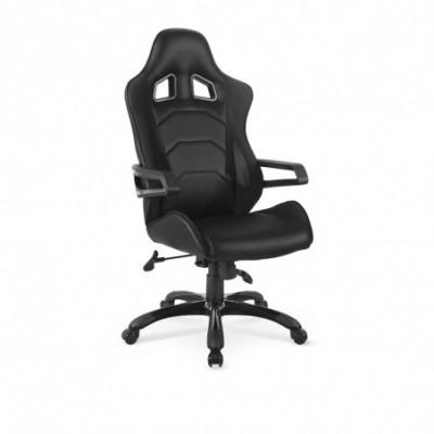 DORADO fotel czarny