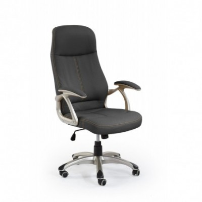 EDISON fotel gabinetowy czarny
