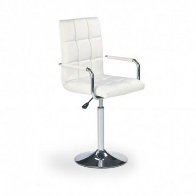 GONZO fotel młodzieżowy biały