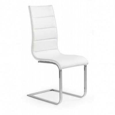 K104 krzesło biały/biały...
