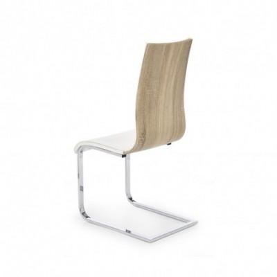 K104 krzesło biały/sonoma...