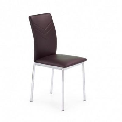 K137 krzesło brązowy (1p_4szt)