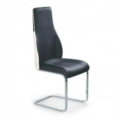 K141 krzesło czarno-biały...