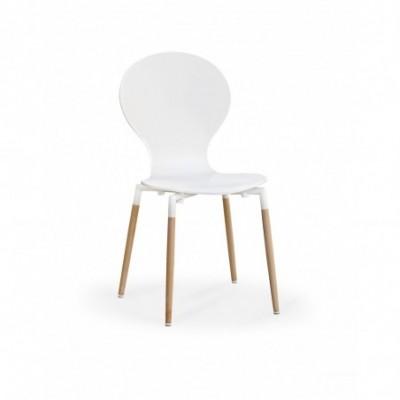 K164 krzesło biały (1p_4szt)
