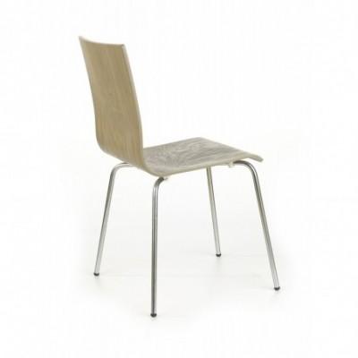 K167 krzesło jasny dąb...