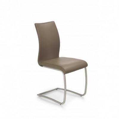 K181 krzesło jasny brąz...