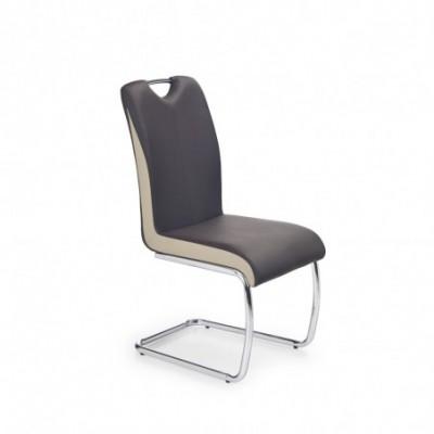K184 krzesło ciemny...