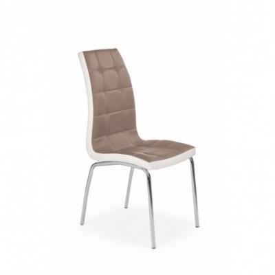 K186 krzesło cappuccino -...