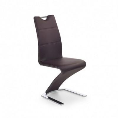 K188 krzesło brązowy (1p_2szt)