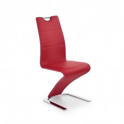 K188 krzesło czerwone...