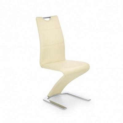 K188 krzesło waniliowy...