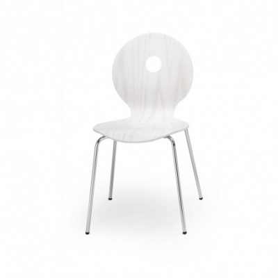 K233 krzesło biały (1p_4szt)