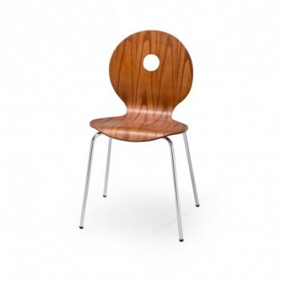K233 krzesło czereśnia...