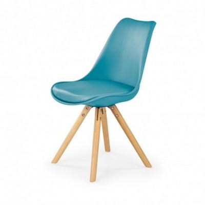 K201 krzesło turkusowy...