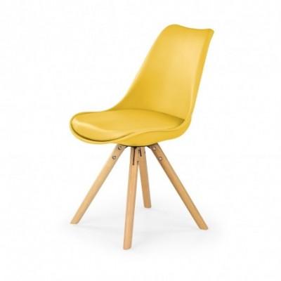 K201 krzesło żółty (1p_4szt)