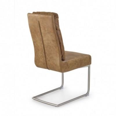 K207 krzesło brązowy (2p_4szt)