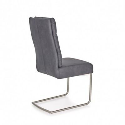 K207 krzesło popielaty...