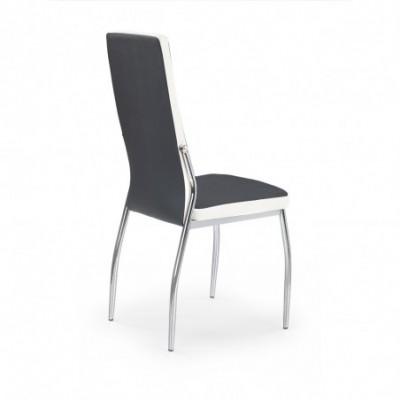 K210 krzesło czarny / biały...