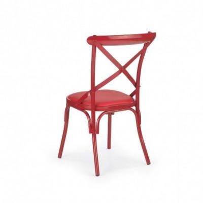 K216 krzesło czerwony...