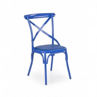 K216 krzesło niebieski...