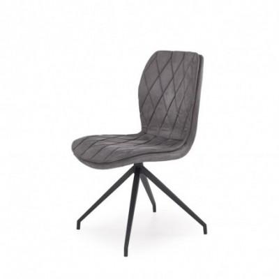 K237 krzesło popielate...