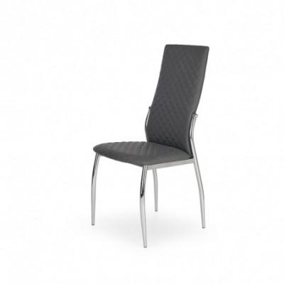 K238 krzesło popielate...