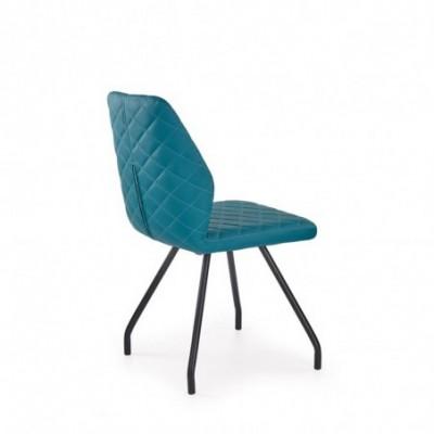 K242 krzesło turkusowy...