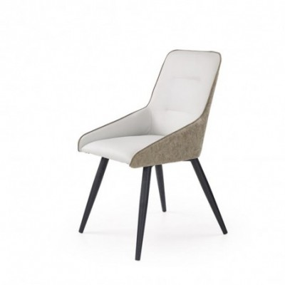 K243 krzesło jasny beton /...