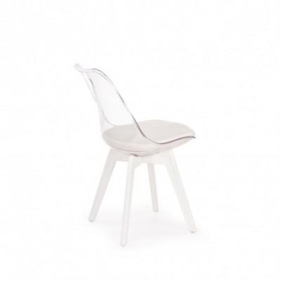 K245 krzesło bezbarwny /...