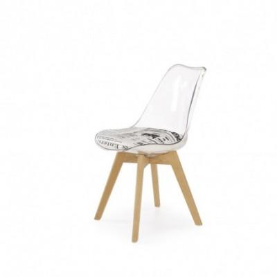 K246 krzesło poliwęglan /...
