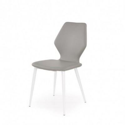 K249 krzesło biało...