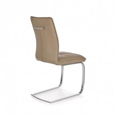 K252 krzesło cappuccino...
