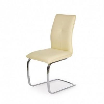 K252 krzesło waniliowy...