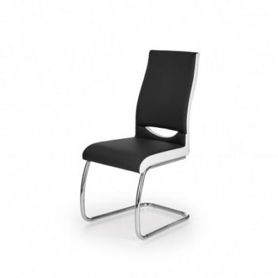 K259 krzesło czarny / biały...