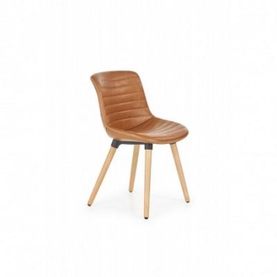 K267 krzesło brązowy (1p_1szt)
