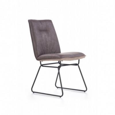 K270 krzesło ciemny popiel...