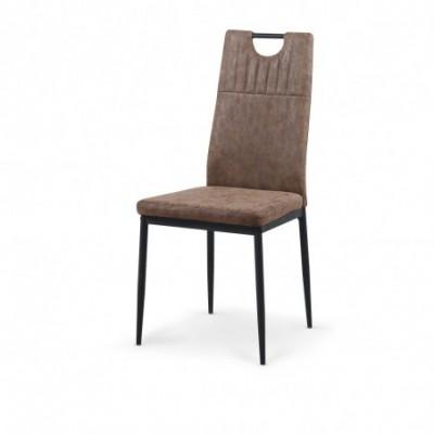 K275 krzesło brązowy MIAMI...