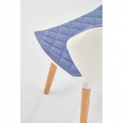 K277 krzesło biało /...