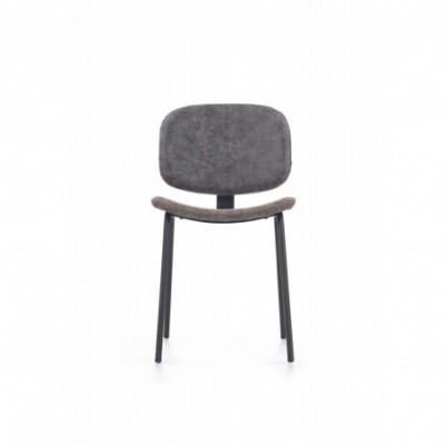 K278 krzesło popielaty /...