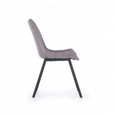K279 krzesło popielaty /...