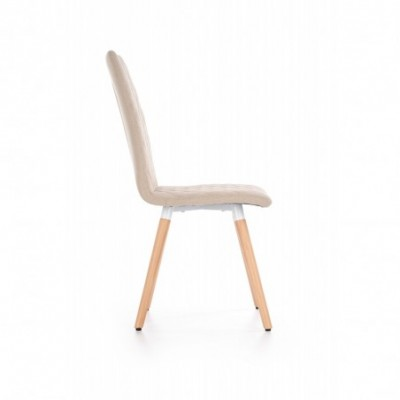 K282 krzesło beżowe (1p_2szt)