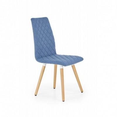 K282 krzesło niebieskie...