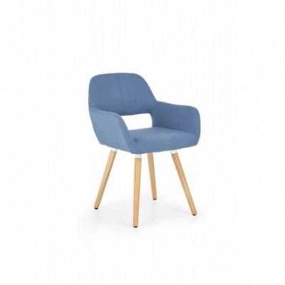 K283 krzesło niebieskie...